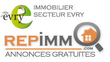 immobilier evry